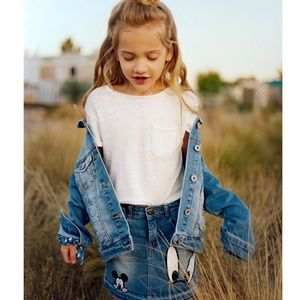 Gap Toddler Denim Jacket